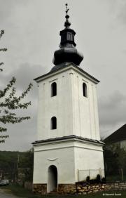 Klasicistická veža v Silickej Brezovej bcbf841b3b